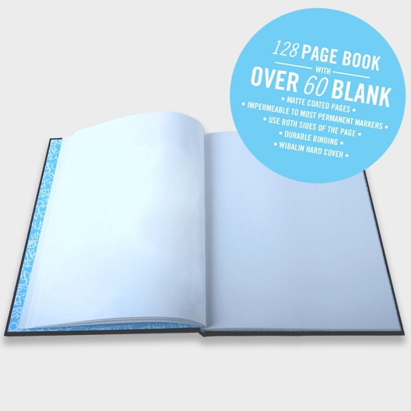 Curve Blackbook - Doublesided Coated Paper