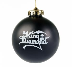 No Presents for Christmas Ornament (Black)