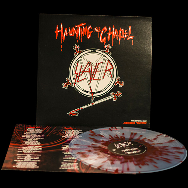 Slayer Quot Haunting The Chapel Picture Disc Quot 12 Quot Metal