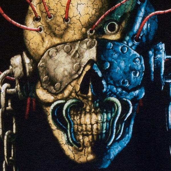 Megadeth Quot System Failed Quot T Shirt Indiemerchstore
