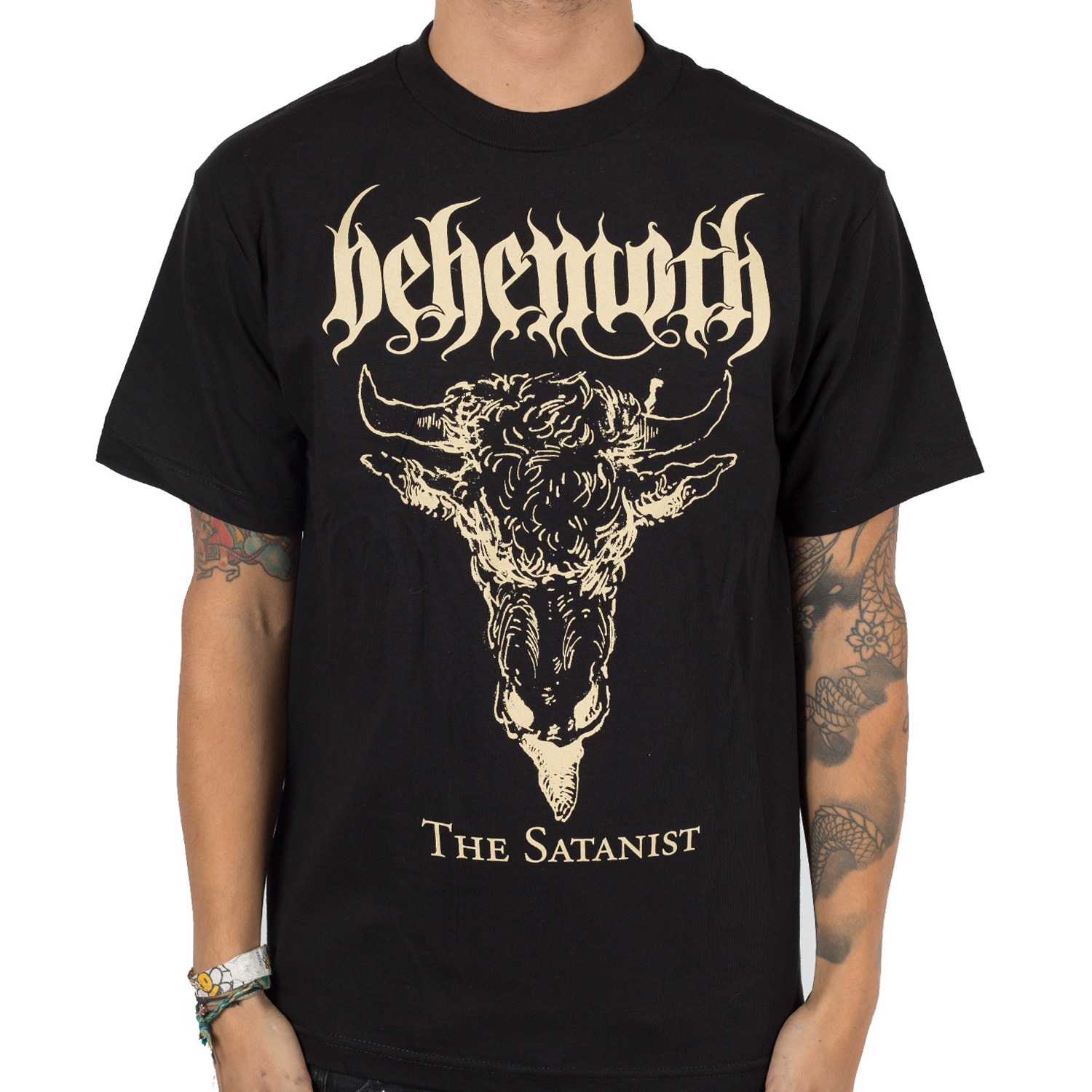 Behemoth Quot The Satanist Quot T Shirt Metal Blade Records