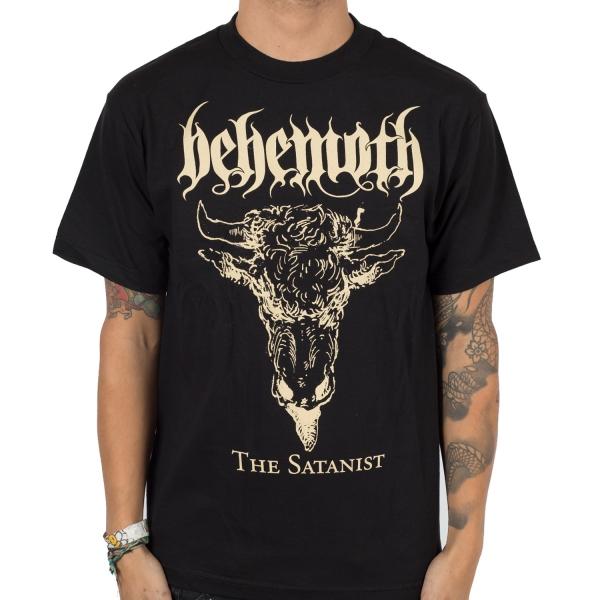 Behemoth Quot The Satanist Quot T Shirt Indiemerchstore