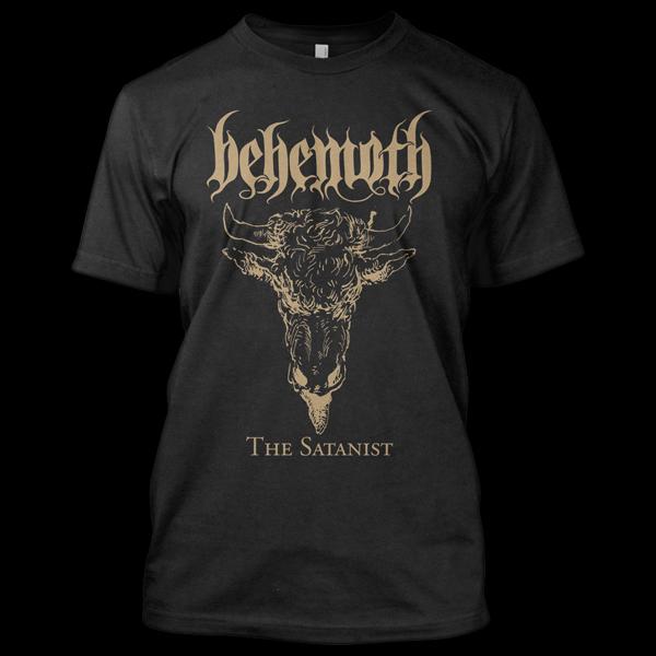 Behemoth Quot The Satanist 2lp And T Shirt Bundle Quot Bundle