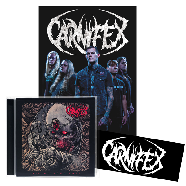 Die Without Hope CD Bundle