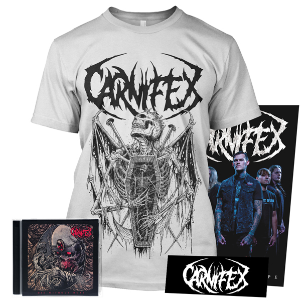 Die Without Hope Riddick Tee Bundle