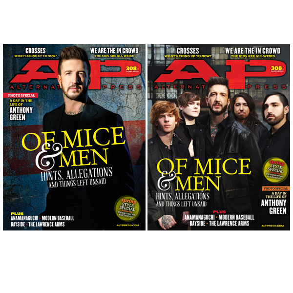 308.1 & 308.2 Of Mice & Men (3/14)