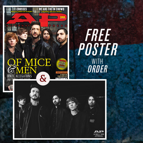 FREE Poster + 308.1 Of Mice & Men (3/14)