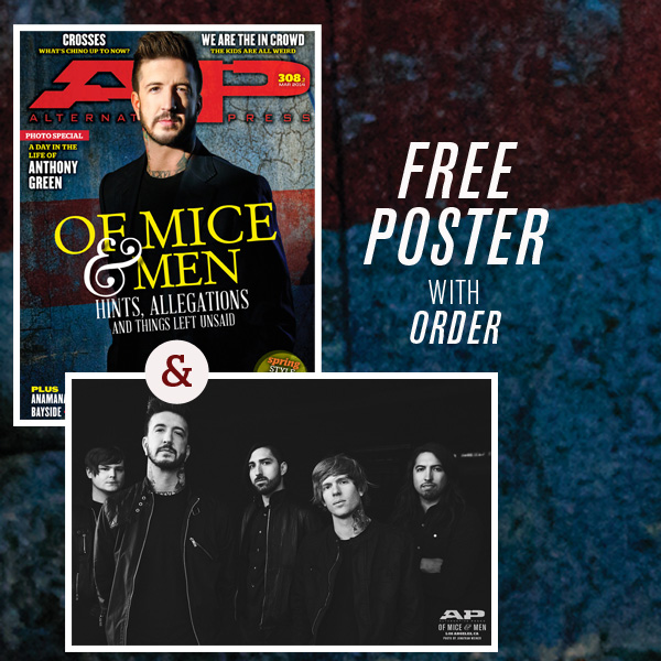 FREE Poster + 308.2 Of Mice & Men (3/14)