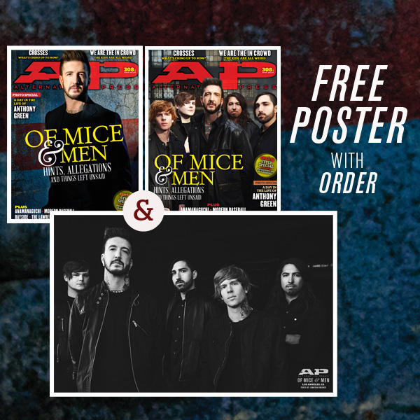 FREE Poster + 308.1 & 308.2 Of Mice & Men (3/14)