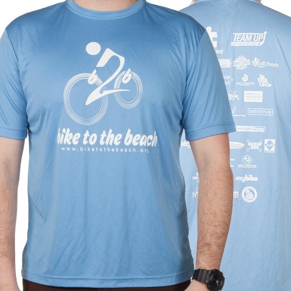 Dri-fit Sport T-shirt Blue
