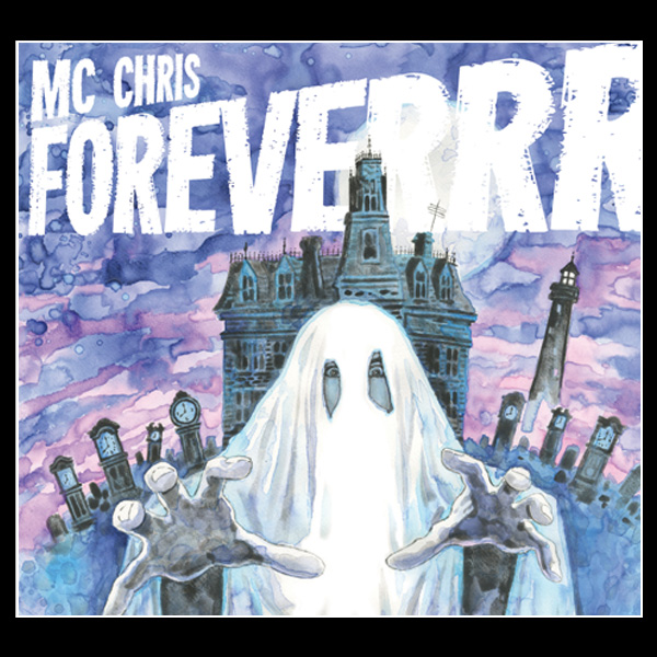 mc chris foreverrr CD