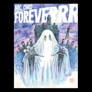 mc chris foreverrr poster