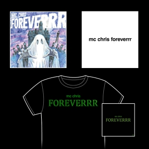 mc chris foreverrr deluxe package