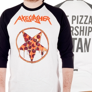 Pizzagram Baseball Tee