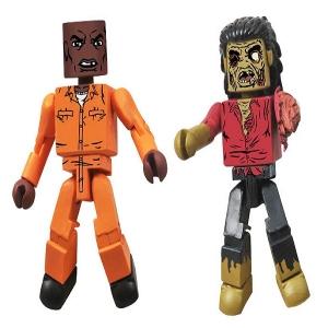 Dexter / Dreadlock Zombie