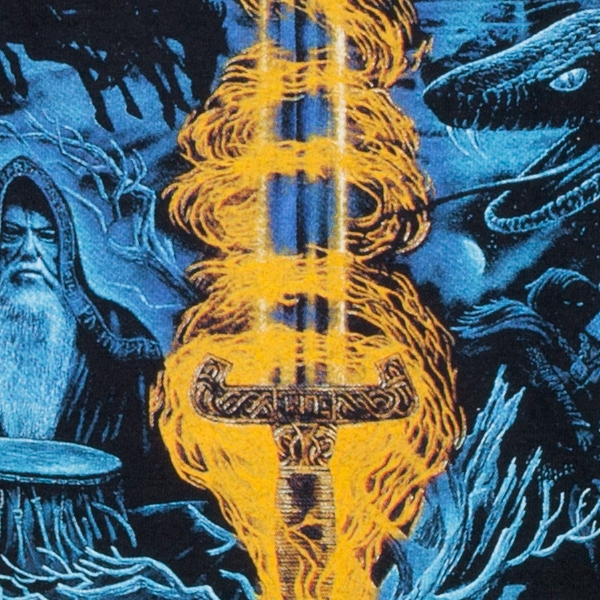 Bathory Quot Blood On Ice Quot T Shirt Indiemerchstore