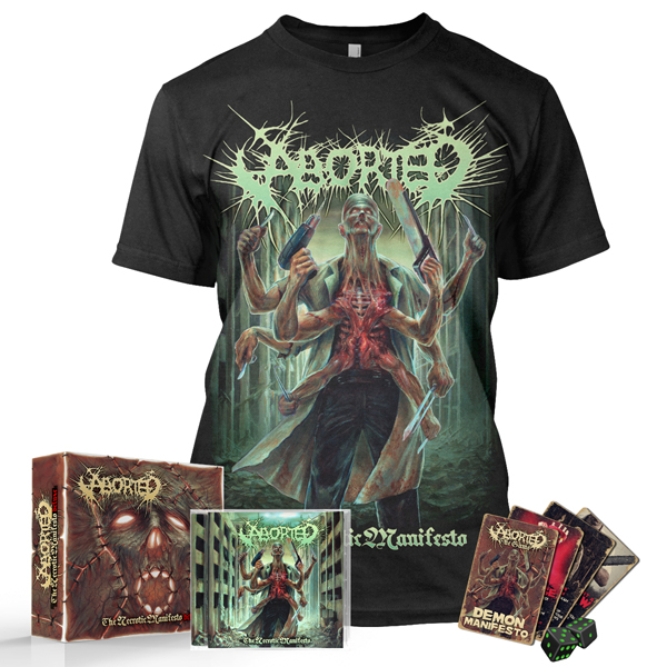 Pre-Order: The Necrotic Bundle