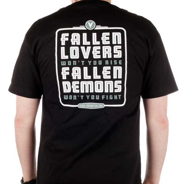 """Lovers and Demons"" - T-shirt"