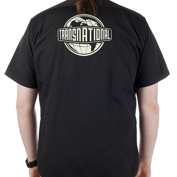 """""""Transnational"""" - Workshirt"""