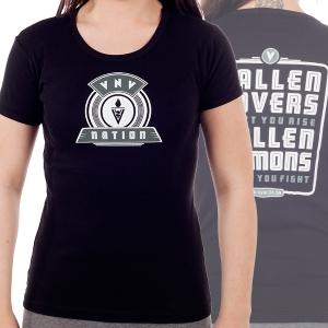 """""""Lovers & Demons"""" - Ladies Shirt"""