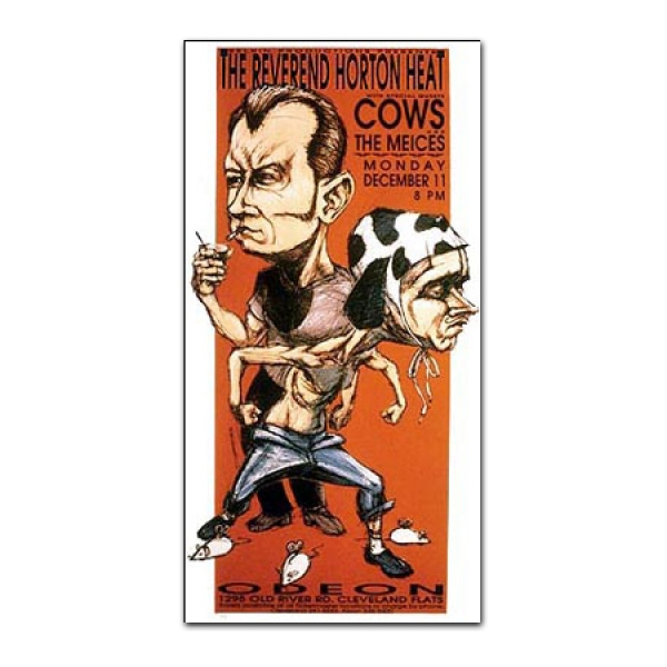Rev Horton Heat/Cows
