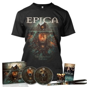 Pre-Order: The Quantum Enigma Mens Digipack