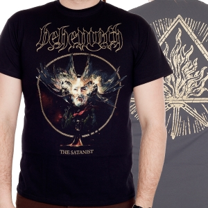 Behemoth Quot Satanist Quot T Shirt Indiemerchstore