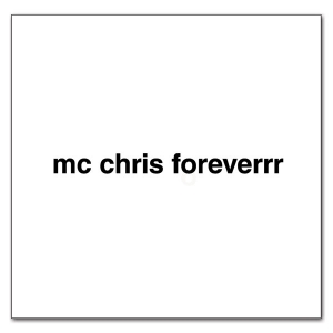 mc chris foreverrr lyrics book