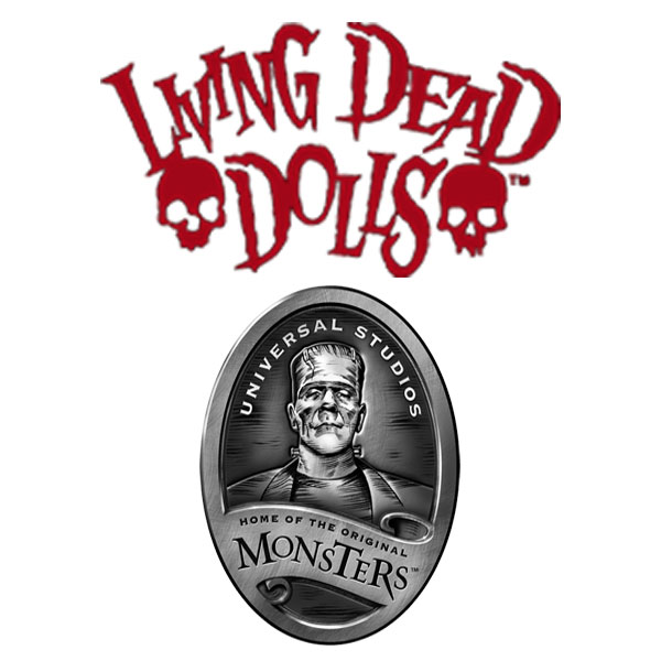 Living Dead Dolls Bride of Frankenstein