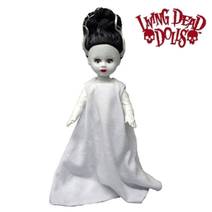 Living Dead Dolls Bride of Frankenstein
