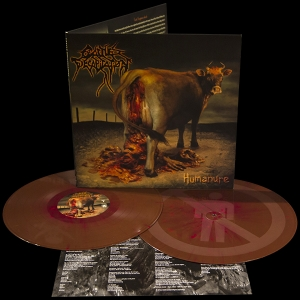 Humanure (Bloody Stool Colored Vinyl)