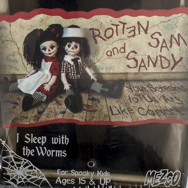 Living Dead Dolls Rotten Sam