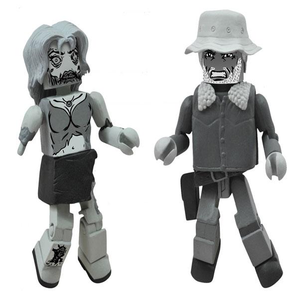 Comicfest Dale / Female Zombie