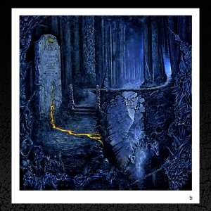 Entombed. (Left Hand Path) Album Cover