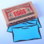 Handselecta x GOREY - Eggshell Sticker Pack