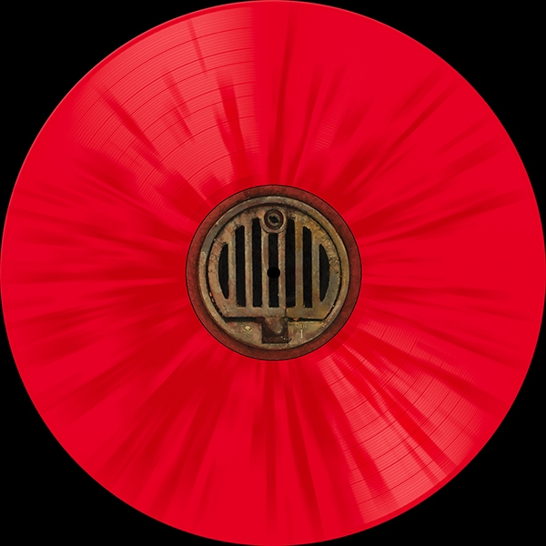 Karma.Bloody.Karma (Blood on Blood Colored Vinyl)