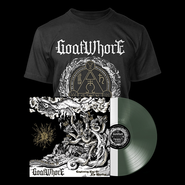 Constricting Rage of the Merciless LP Bundle