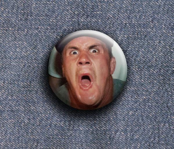 Crazy Mosh Face Guy