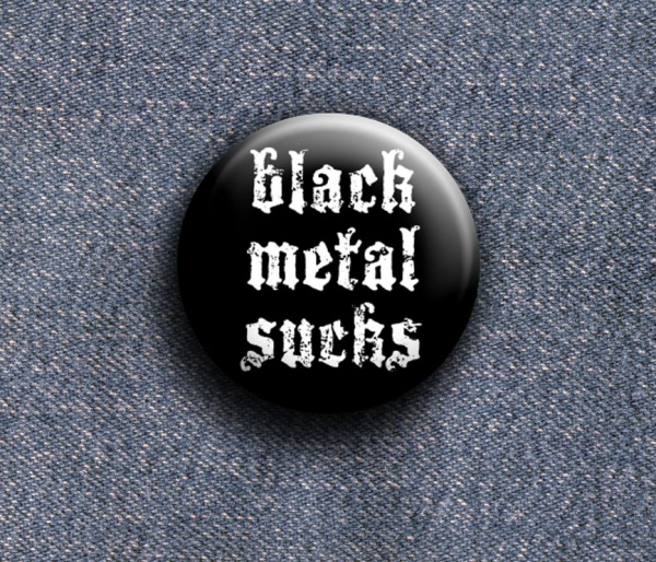 Black Metal Sucks