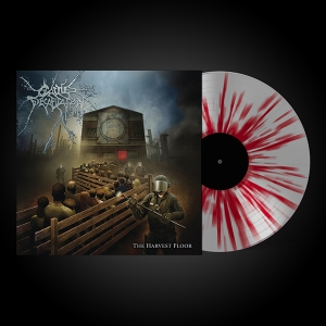 Pre-Order: The Harvest Floor (Bloody Steel Colored Vinyl)