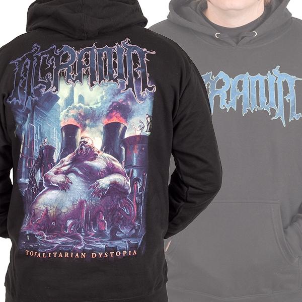 acrania quottotalitarian dystopiaquot pullover hoodie