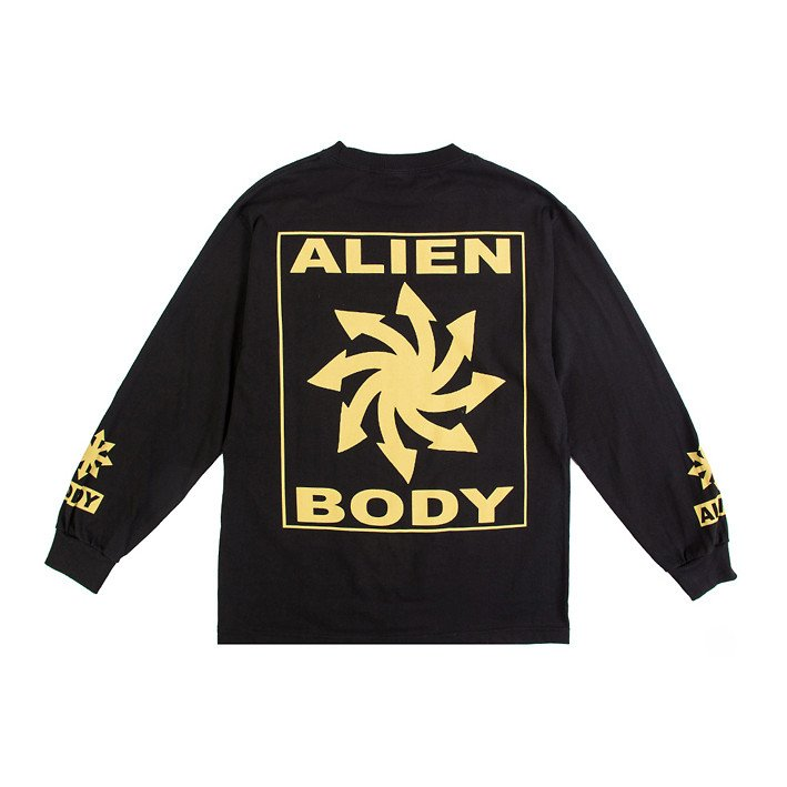 Alien Body Chaos Realm