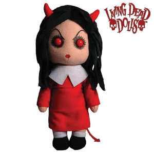 Sin Plush Doll