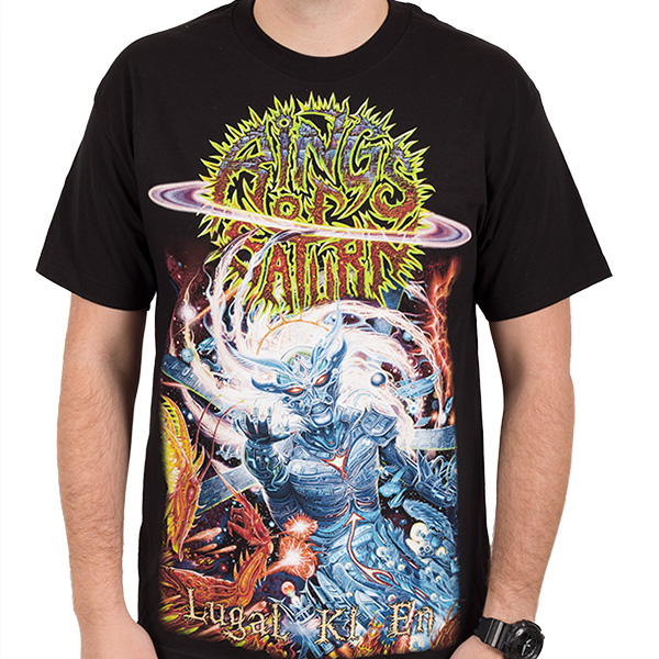 Rings Of Saturn Quot Lugal Ki En Quot T Shirt Unique Leader Records