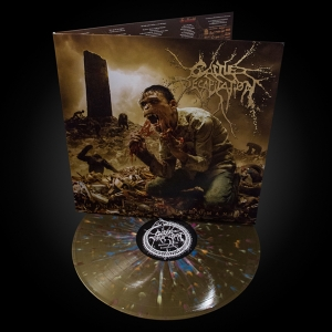 Pre-Order: Monolith of Inhumanity (Golden Landfill Colored Vinyl)