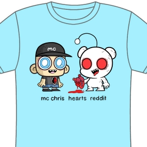 reddit limited edition shirt