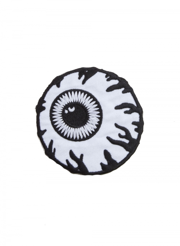 Monochrome Keep Watch Patch