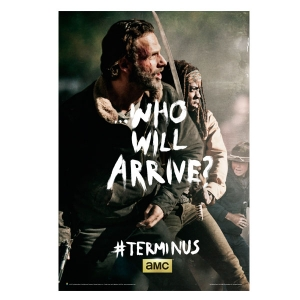 Season Five Teaser Rick & Michonne