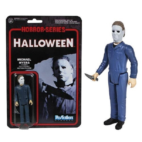 Michael Myers ReAction Figure