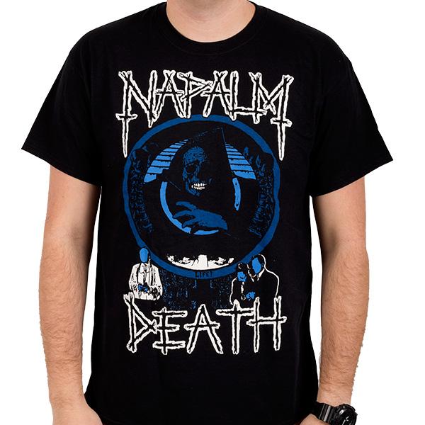 Napalm death hoodie